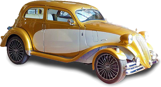 Fiat 508c restyling